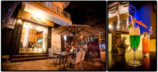 """Chấm điểm """"10"""" quán cà phê đẹp tại Hà Nội: Royal Coffee 1"""