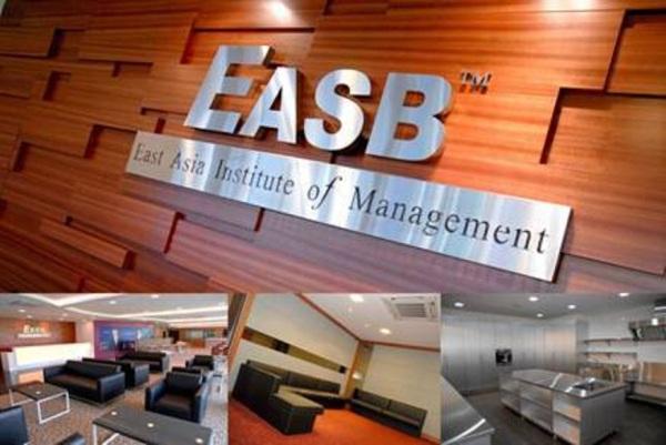 Hội thảo học bổng 70% trường EASB Singapore tại Vinahure 2