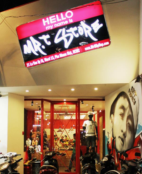 Mr.T shop – Địa chỉ cho các bạn yêu hiphop và thời trang 1