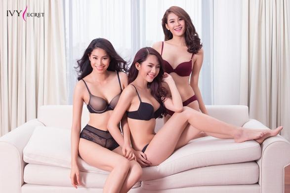 IVY moda ra mắt dòng sản phẩm đồ lót Ivy Secret - Ảnh 1.