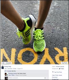 """adidas Ultra Boost gây """"sốt"""" tại Việt Nam - Ảnh 1."""