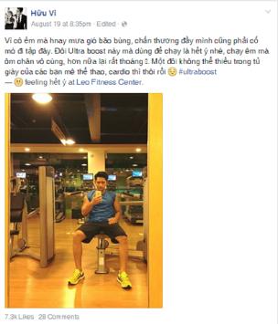 """adidas Ultra Boost gây """"sốt"""" tại Việt Nam - Ảnh 2."""