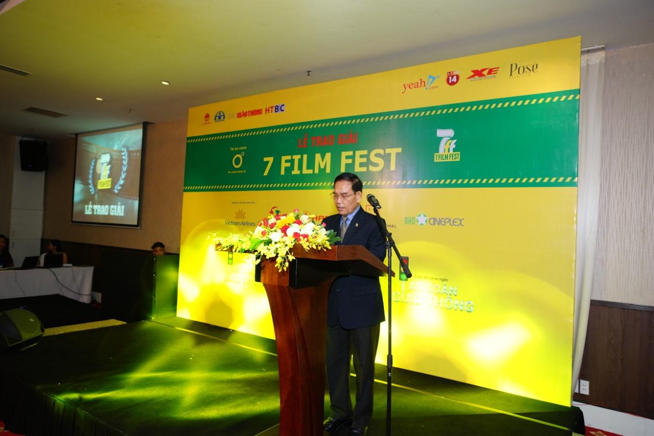 """FU Production - Quán quân cuộc thi làm phim """"An toàn giao thông"""" mùa đầu tiên - Ảnh 6."""