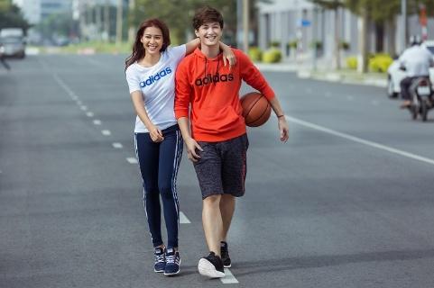 Hot teen đồng loạt diện phong cách thời trang thể thao dạo phố - Ảnh 5.