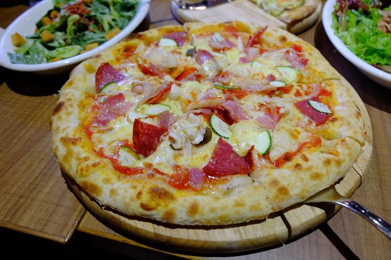 Tự sự của Foodaholic - Ăn pizza là phải thế này này! - Ảnh 3.