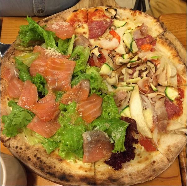 Tự sự của Foodaholic - Ăn pizza là phải thế này này! - Ảnh 4.