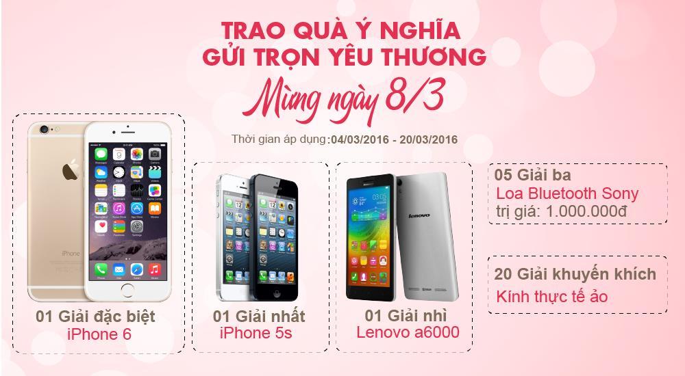 iPhone bất ngờ hạ giá mạnh đắt khách dịp 8/3 - Ảnh 5.