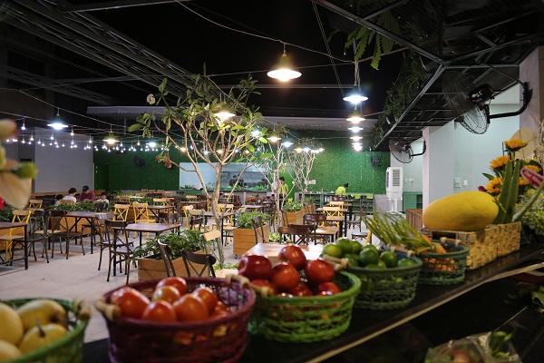 Ếch Xanh Garden – Khu vườn xanh mát giữa lòng thành phố - Ảnh 2.