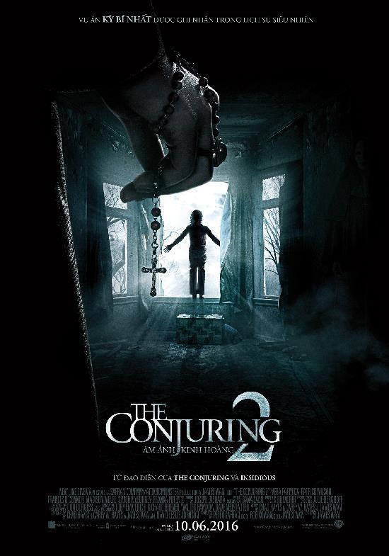 The Conjuring 2 - Sự trở lại của cơn ác mộng kinh hoàng nhất thập kỷ - Ảnh 1.