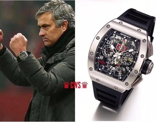 Sau những bóng hồng, siêu xe, sao bóng đá còn mải mê với đồng hồ Richard Mille - Ảnh 1.