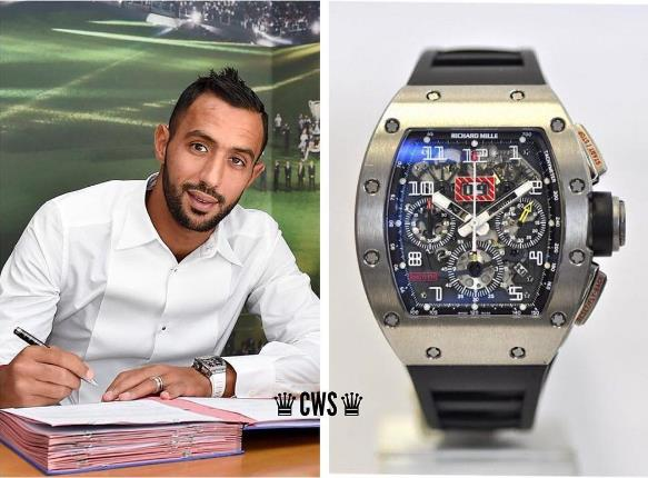 Sau những bóng hồng, siêu xe, sao bóng đá còn mải mê với đồng hồ Richard Mille - Ảnh 3.