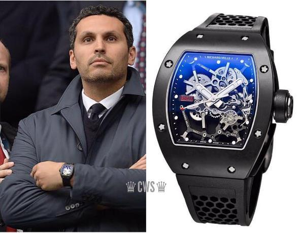Sau những bóng hồng, siêu xe, sao bóng đá còn mải mê với đồng hồ Richard Mille - Ảnh 5.