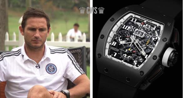 Sau những bóng hồng, siêu xe, sao bóng đá còn mải mê với đồng hồ Richard Mille - Ảnh 10.