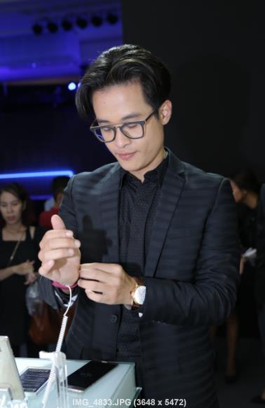 Sao Việt hào hứng trải nghiệm điệp viên mang tên Galaxy Note7 - Ảnh 8.
