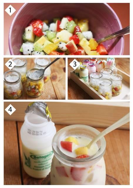 Khám phá công thức món ăn siêu mát lạnh cho ngày hè - Ảnh 2.