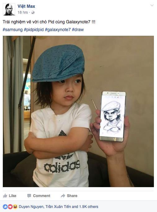 Sao Việt hào hứng dùng công nghệ tìm lại tuổi thơ - Ảnh 2.