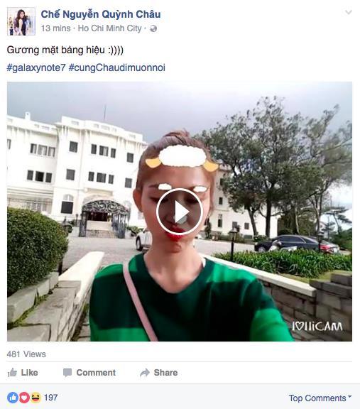 Sao Việt hào hứng dùng công nghệ tìm lại tuổi thơ - Ảnh 4.