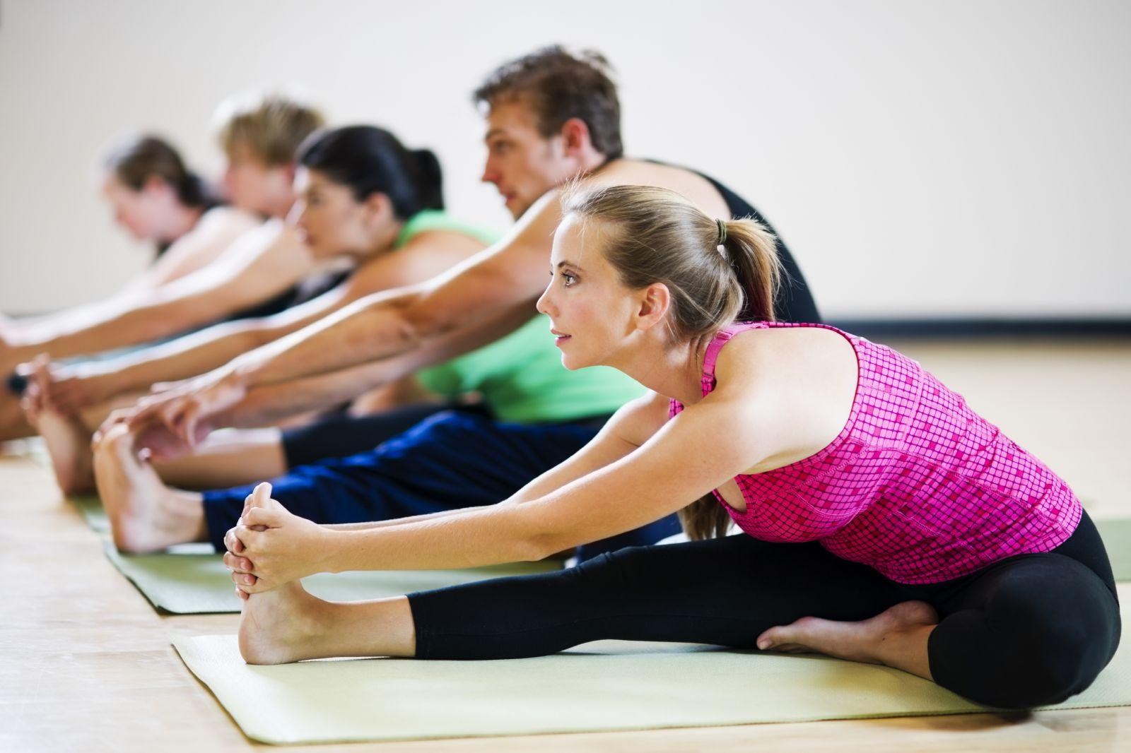 Tập thể dục để phòng tránh đau đầu lúc gần sáng