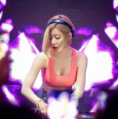 DJ SODA – Mỹ nữ quyến rũ đầy bí ẩn của làng nhạc Hàn
