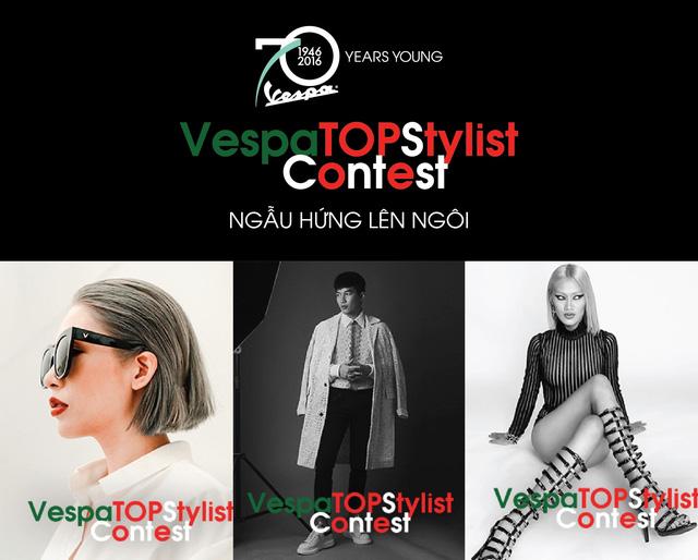 Vừa khởi động vòng 1, Vespa Amateur Stylist Contest đã thu hút vô vàn fashionista cá tính - Ảnh 2.