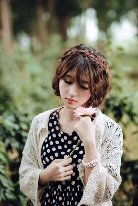 Kim Chi – Cô nàng vừa xinh đẹp vừa tài năng của series phim Cấp 3 - Ảnh 3.