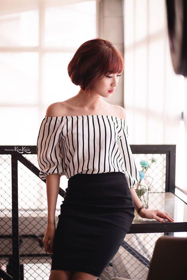 Kim Chi – Cô nàng vừa xinh đẹp vừa tài năng của series phim Cấp 3 - Ảnh 6.