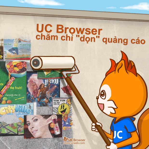 UC Browser đưa ra Slogan mới, tham vọng trở thành trình duyệt tốt nhất - Ảnh 4.