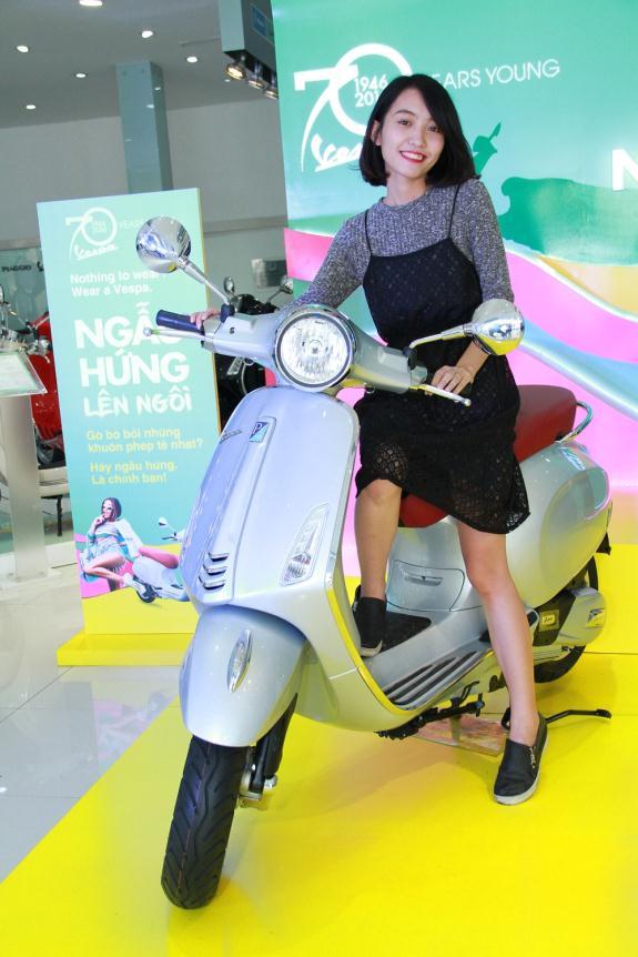 """Fashionista Việt """"bung"""" hết chất ngẫu hứng tại buổi giao lưu với stylist Pông Chuẩn - Ảnh 8."""