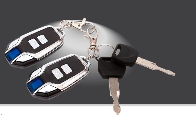 Xe điện, giờ cũng có thể khởi động bằng một nút bấm trên khoá điện từ - Ảnh 2.