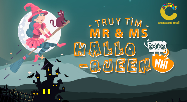 Quẩy tưng bừng tại lễ hội Halloween Crescent Mall - Ảnh 7.