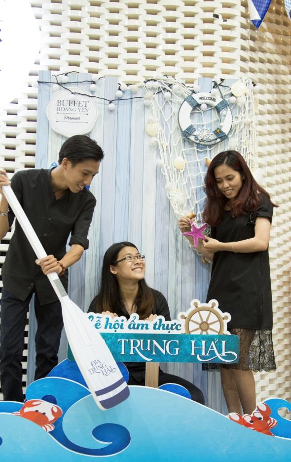 """""""Sốt xình xịch"""" với lễ hội ẩm thực Địa Trung Hải đang được giới sành ăn Sài Gòn săn đón - Ảnh 4."""