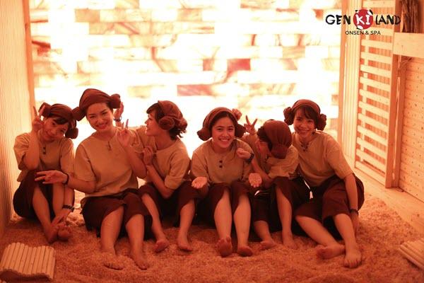 """Trải nghiệm """"tắm tập thể"""" theo phong cách Nhật Bản ngay tại Hà Nội - Ảnh 5."""