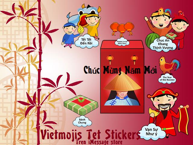 """Sticker tiếng Việt siêu ngộ nghĩnh: Trào lưu hot """"càn quét"""" thế giới ảo - Ảnh 6."""