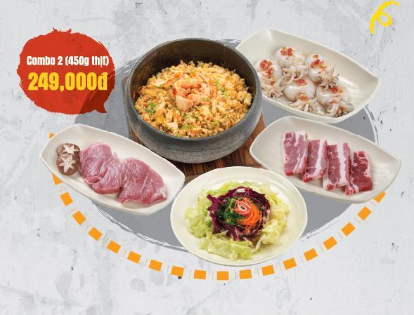 Đón năm mới phá cách với ẩm thực nướng thùng phuy đường phố Hàn Quốc - Ảnh 4.