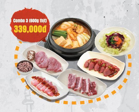 Đón năm mới phá cách với ẩm thực nướng thùng phuy đường phố Hàn Quốc - Ảnh 6.