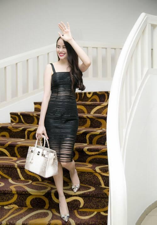 Hoa hậu Sella Trương - Thánh shopping điên cuồng của Showbiz - Ảnh 11.