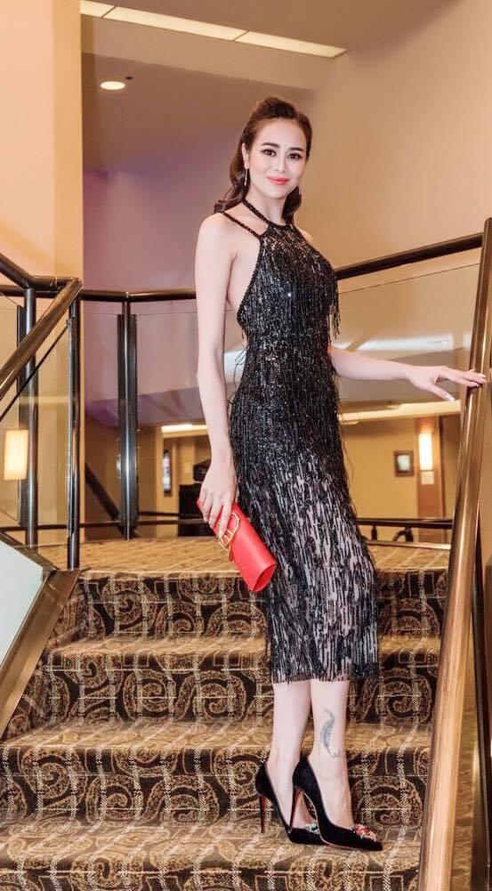 Hoa hậu Sella Trương - Thánh shopping điên cuồng của Showbiz - Ảnh 12.
