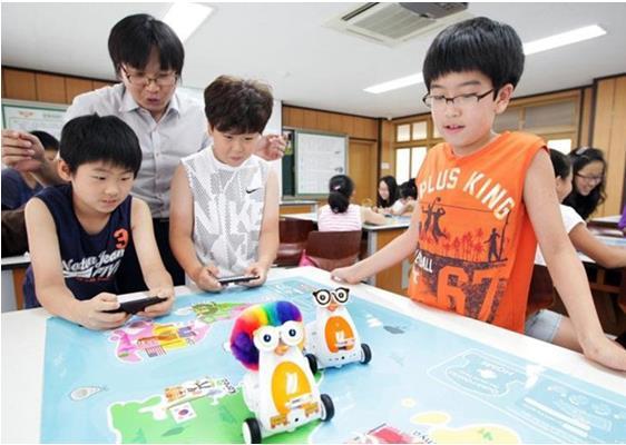 Độc đáo công nghệ robot do SK Telecom giới thiệu tại Việt Nam - Ảnh 2.