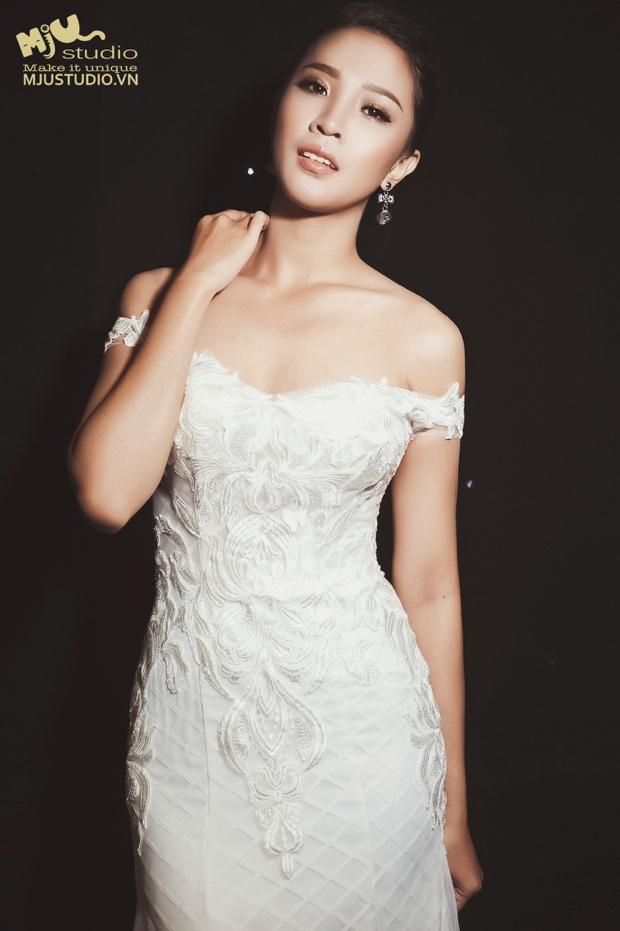 Top 5 mẫu váy cưới hot trend 2017 các cô dâu không nên bỏ lỡ - Ảnh 3.