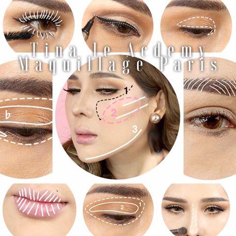 Chuyên gia trang điểm Tina Lê hướng dẫn make up với 12 bước cơ bản - Ảnh 2.