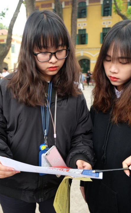 Việt Nam muôn màu qua những nét hoạ của học sinh - Ảnh 7.