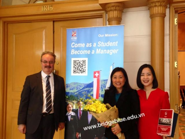 Cơ hội từ trường HTMi - Thụy Sĩ, ngành Du lịch Khách sạn - Ảnh 3.