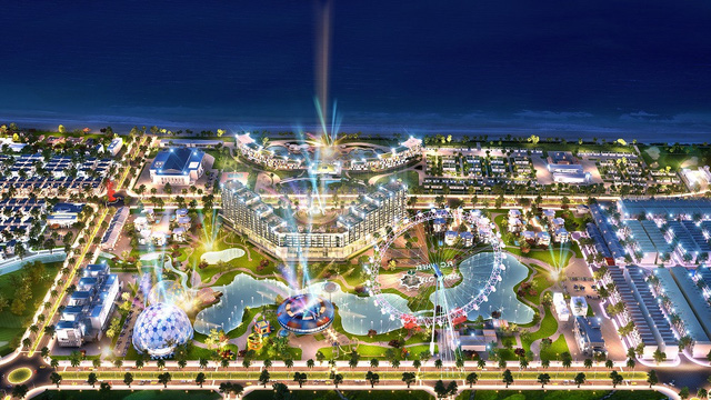 FLC Lux City - Cú hích cho bất động sản nghỉ dưỡng Thanh Hoá - Ảnh 3.