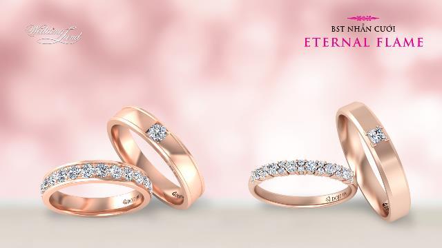Nhẫn cưới nào hợp tính cách cô dâu của bạn? - Ảnh 3.