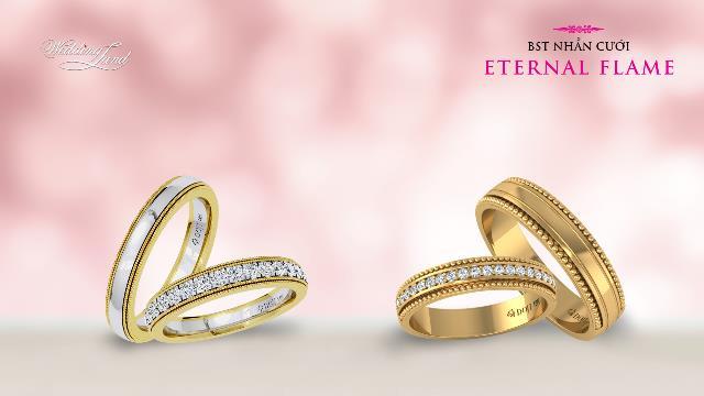 Nhẫn cưới nào hợp tính cách cô dâu của bạn? - Ảnh 4.