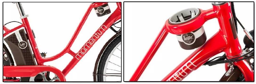GIANT Latte E+ Cycling – Tiện dụng với phong cách cổ điển - Ảnh 2.