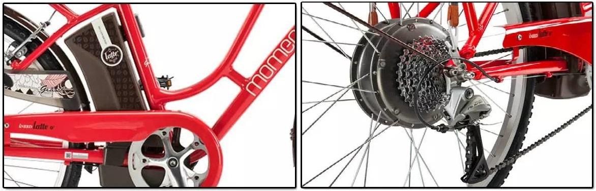GIANT Latte E+ Cycling – Tiện dụng với phong cách cổ điển - Ảnh 3.