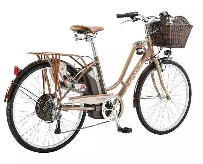 GIANT Latte E+ Cycling – Tiện dụng với phong cách cổ điển - Ảnh 4.