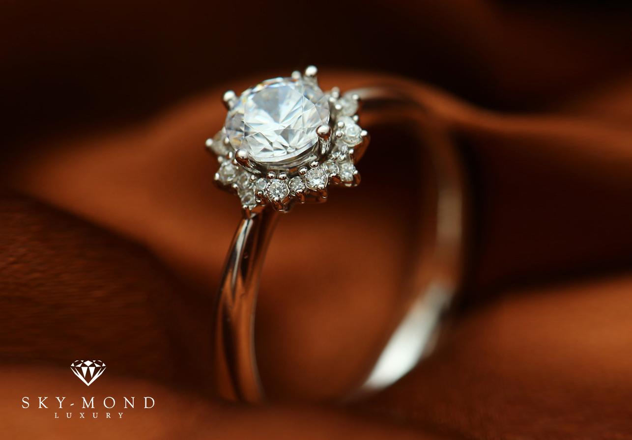 Skymond Luxury – Tiên phong đưa bạch kim đến với trang sức Việt - Ảnh 3.