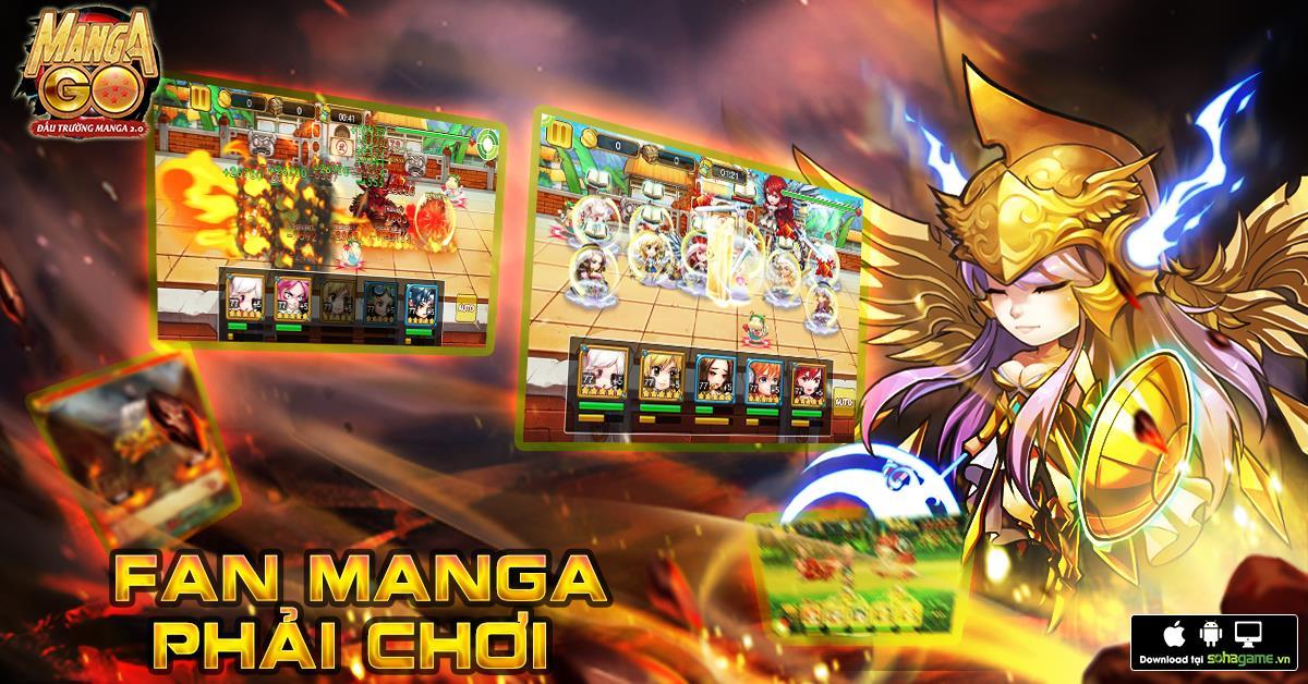 Luffy thi triển Gear 4 lần đầu tiên trong game dành riêng cho fan manga -